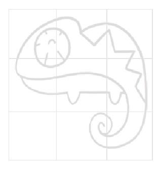 变色龙-学习简笔画-儿童资源网手机版