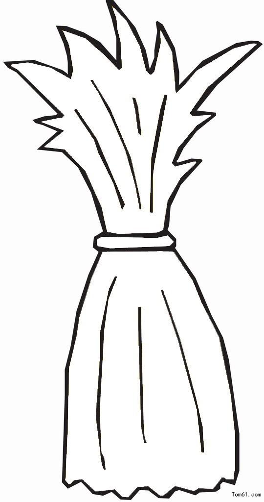 农具-简笔画图片-儿童资源网手机版