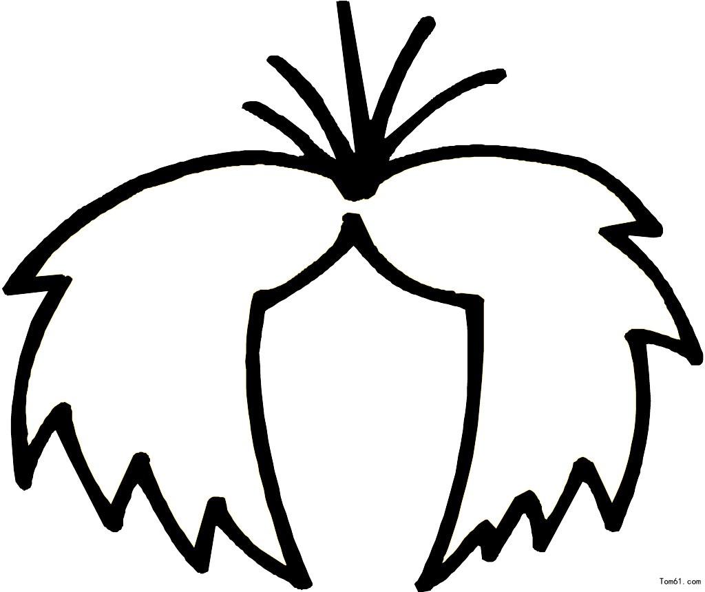 头发 简笔画 图片 儿童 资源网手机版