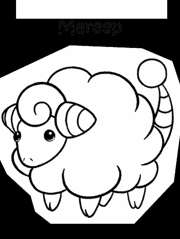 神奇宝贝5 简笔画图片 儿童资源网手机版