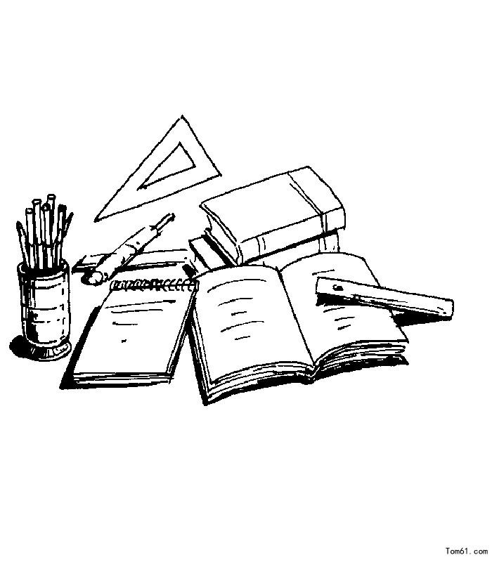 课本-简笔画图片-儿童资源网手机版