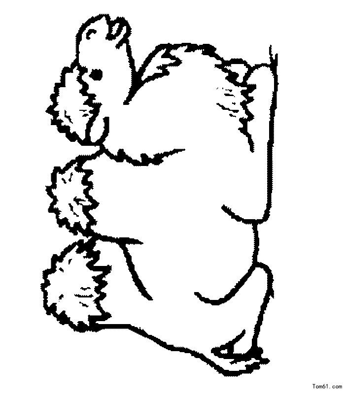 骆驼怎么画简笔画步骤